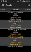 Screenshot of Football Serie B - UNOFFICIAL