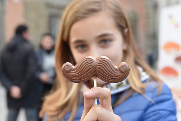La cioccolata mi fa un baffo di Ilaria Bertini