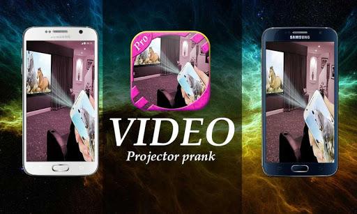 face Projector Prank
