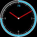 Pastel Clock Widget [Free] icon
