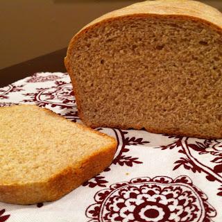 Light Honey Wheat Bread