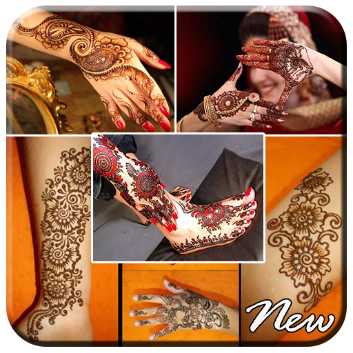 New Mehndi Easy Designs 遊戲 App LOGO-硬是要APP