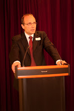 Photo: Morten Kjaerum from the Fundamental Rights Agency (FRA)