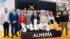 Empresas almerienses en la Fira de Barcelona