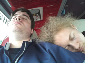 Photo: On the bus ride to our next stop... Gdansk!