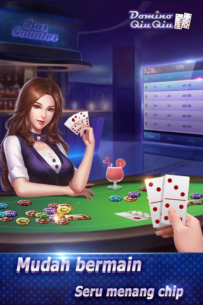 Domino Qiuqiu 99 Kiukiu Topfun 1 7 3 Apk Download Com Dominoqqpre Poker Apk Free