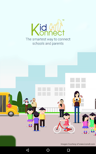 SchoolApp - KidKonnect™