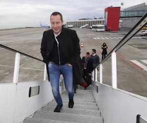 """Duchâtelet évoque son successeur: """"Bruno Venanzi commence à faire du bon travail"""""""