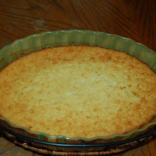 Grandma's Impossible Pie
