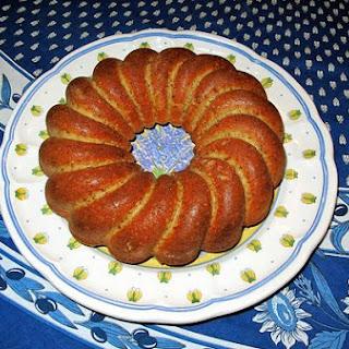 Small Plain Cake.