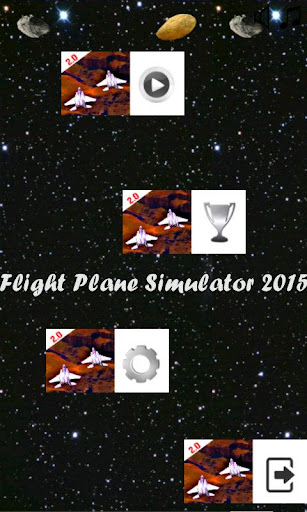 Flight Plane Simulator 2015