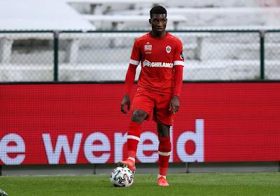 Aurélio Buta va quitter l'Antwerp