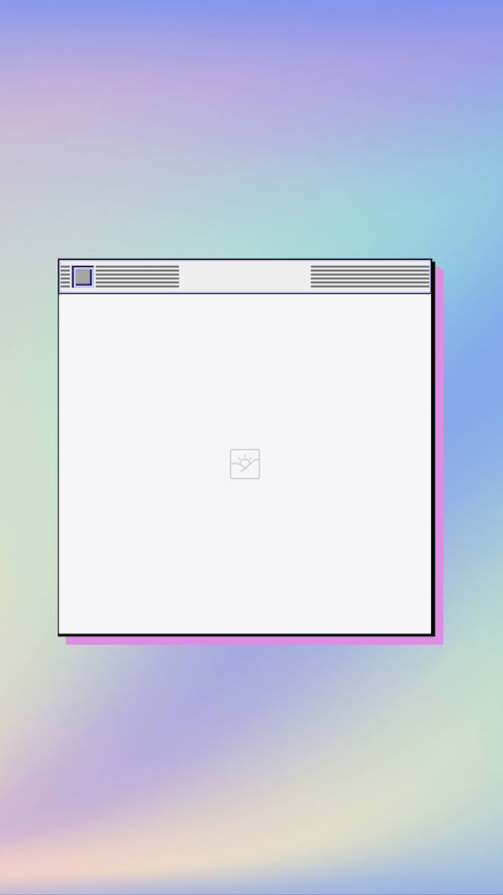 Square Popup Window 02 - Facebook Story Template