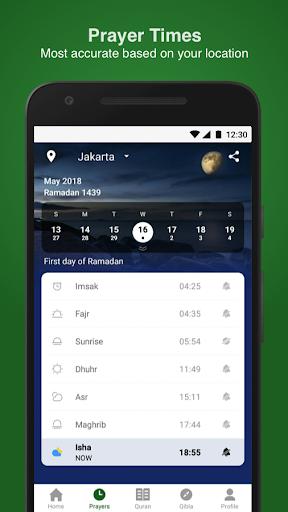 Muslim Ummah - Quran, Prayer Times, Qibla, Ramadan  screenshots 4
