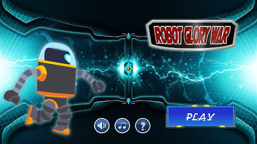 Robot Glory War – Robo Jumpin
