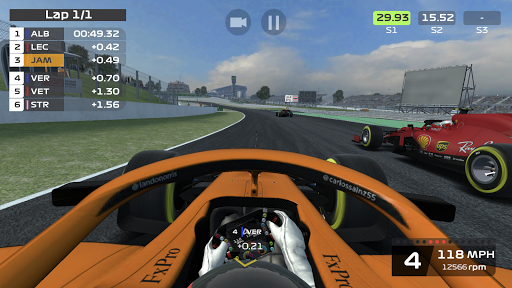 F1 Mobile Racing 2.2.2 Mod Screenshots 6
