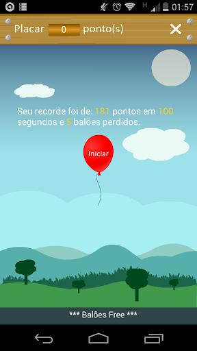Balões Free