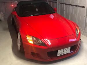 S2000 AP1 のカスタム事例画像 なべちゃんさんの2020年10月31日17:59の投稿