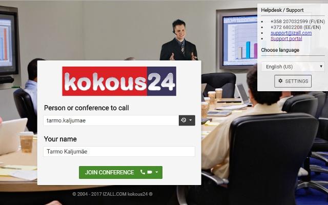 Kokous24 for Gmail and Calendar