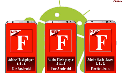 Adobe Flash Player for Android 2k18 Tips - náhled
