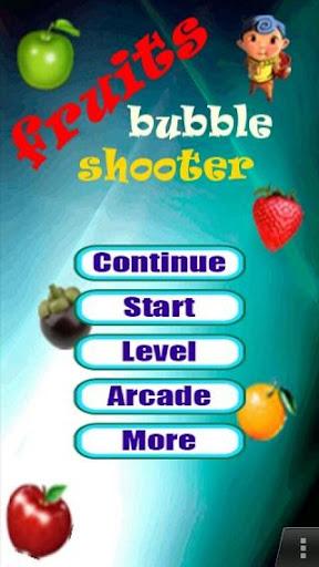 Bubble Fruits Shooter