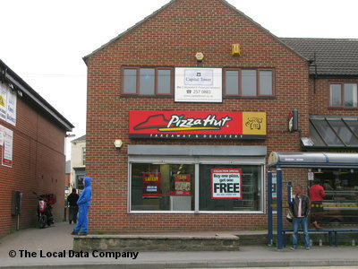 Pizza Hut Delivery On Lound Side Pizza Takeaway In