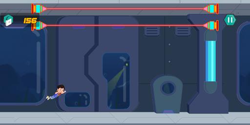 Vir The Robot Boy Run screenshots 7