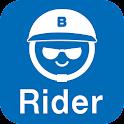 Delivery Friends Rider icon