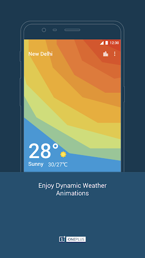 OnePlus Weather  screenshots 2