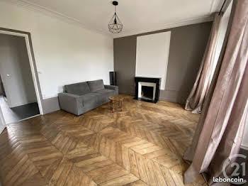 Appartement meublé 2 pièces 46 m2