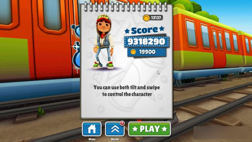 Unlimited Tips Subway Surfers