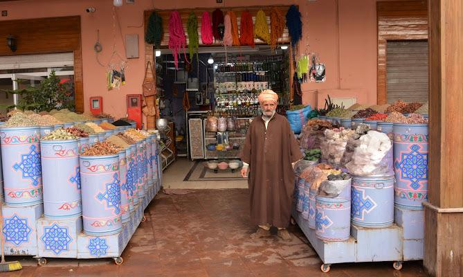 Commerciante marocchino di MORENO ANTOGNOLI