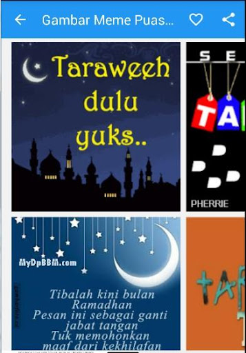 61+ Gambar Lucu Ramadhan Paling Bagus
