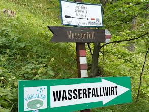 Photo: Unternberg und Langseiten liegen schon hinter uns.