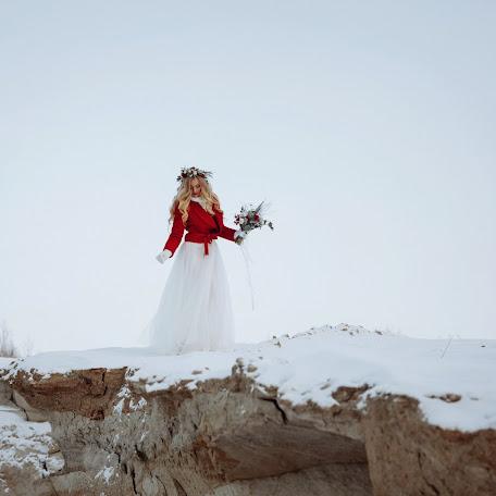 Свадебный фотограф Мария Малаева (MariyaMalaeva). Фотография от 01.02.2018