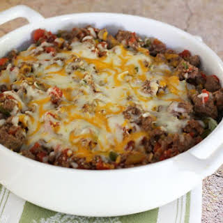 Shredded Cabbage Ground Beef Casserole Recipes.