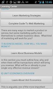 Business Plan & Start Startup - Apps on Google Play