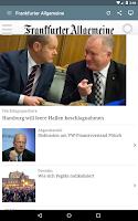 Screenshot of Deutsche Zeitungen