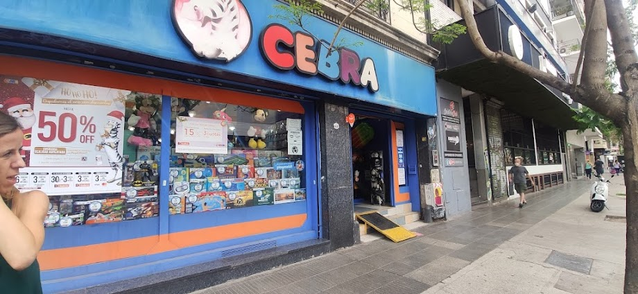 Foto Juguetería Cebra Belgrano 17