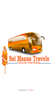 Sai Manas Travels- screenshot thumbnail