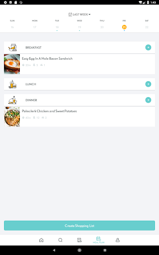 SideChef: 18K Recipes, Meal Planner, Grocery List 4.7.3 Screenshots 14