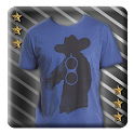 Man T-Shirt Photo Selfie Maker icon