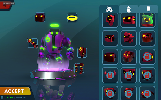 Bomb Bots Arena screenshot 14