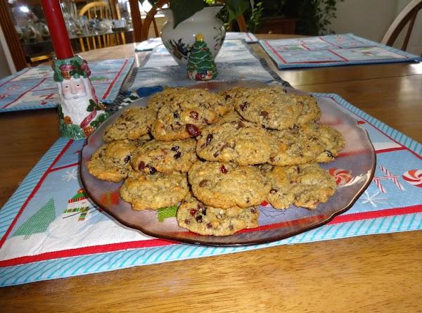Trailblazer Cookies Recipe