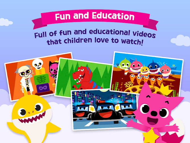 PINKFONG TV - Kids Baby Videos Android 6