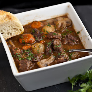 French Beef Stew (Boeuf Bourguignon)