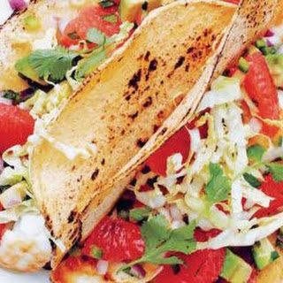 World's Best Healthy Fish Tacos.