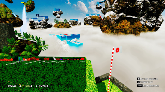 Mini Golf Arena Screenshot