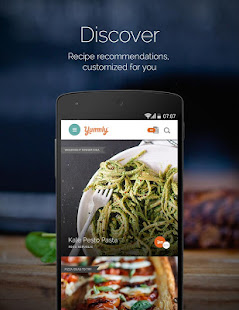 Yummly recipes shopping list apps on google play screenshot image forumfinder Choice Image