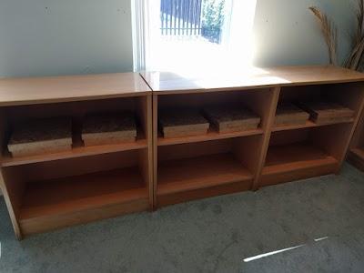 Parables shelf